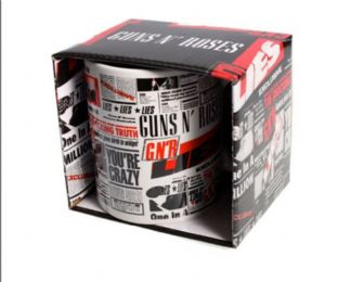 Guns N' Roses - MUG (11oz) (Brand New In Box)
